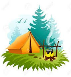 Camp Fire clipart firewood
