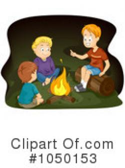 Campire clipart storytelling
