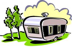 Camp clipart rv camping