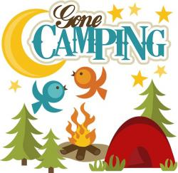Camp clipart outdoors