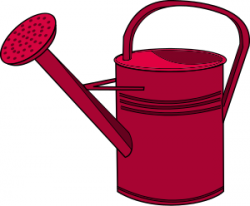 Watering Can clipart water pail