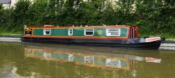 Canal clipart canal boat