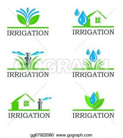 Canal clipart irrigation system