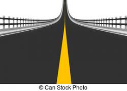 Canal clipart road bridge