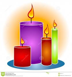 Misc clipart scented candle