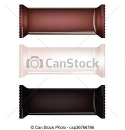 Candy Bar clipart packet biscuit