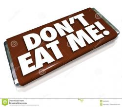 Candy Bar clipart unhealthy snack