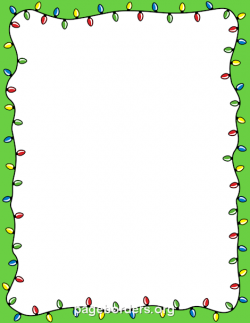 Holley clipart boarder