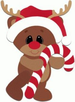 Gingerbread clipart reindeer