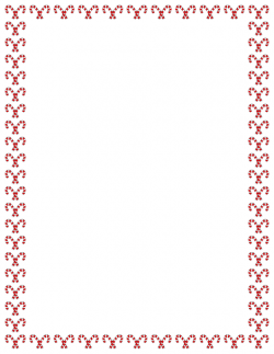 Candy Cane clipart christmas themed