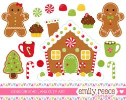 Gingerbread clipart land