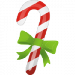 Candy Cane clipart xmas