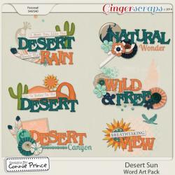 Canyon clipart desert sun
