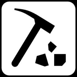 Caol clipart mining
