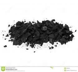 Caol clipart pile coal