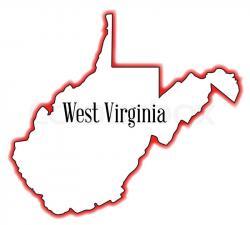 Virginia clipart Virginia Outline