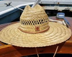 Capped clipart straw hat