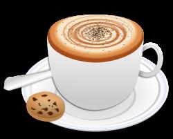 Cappuccino clipart