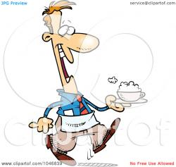 Cappuccino clipart cartoon