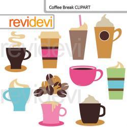 Cappuccino clipart coffe cup