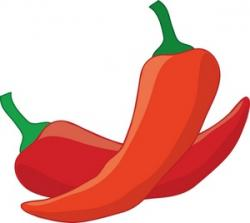 Chili clipart red chili