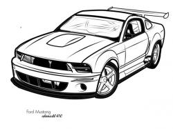 Ford clipart vector