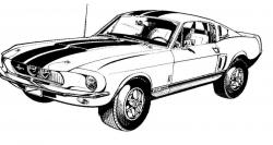 Ford clipart ford racing
