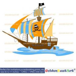 Caravel clipart naval