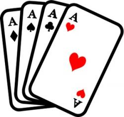Poker clipart animated