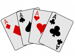 Poker clipart card game