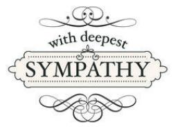 Cards clipart sympathy