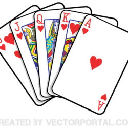 Deck clipart playing card