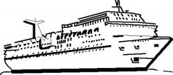 Row Boat clipart profile