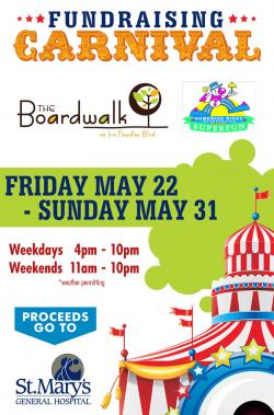 Boardwalk clipart fun friday