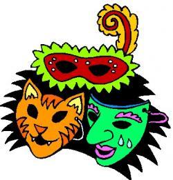 Carneval clipart carnaval