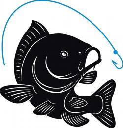 Hook clipart carp fish
