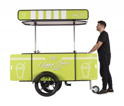 Juice clipart cart