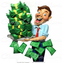 Cash clipart cash prize