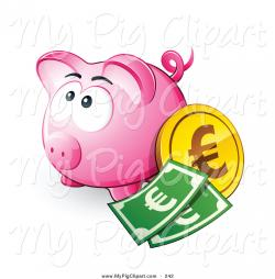 Coin clipart cute