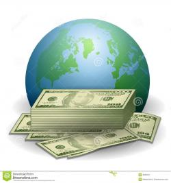 Cash clipart economic