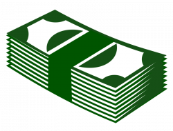 Cash clipart paper money