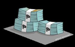 Cash clipart peso