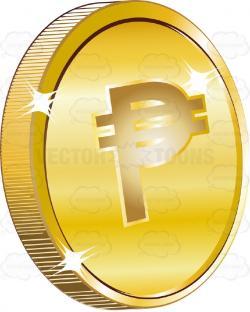 Coin clipart 1 baht
