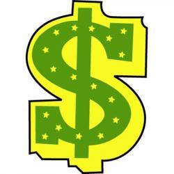 Cash clipart show me the money