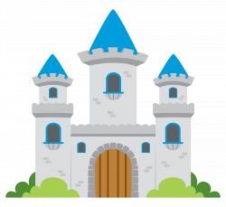 Structure clipart fairytale castle