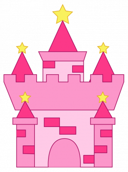 Palace clipart fairytale castle