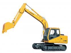 Excovator clipart cat excavator