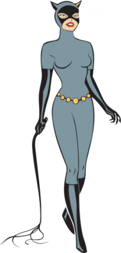 Catwoman clipart