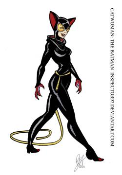 Catwoman clipart first