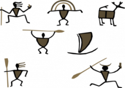 Cave clipart sketch